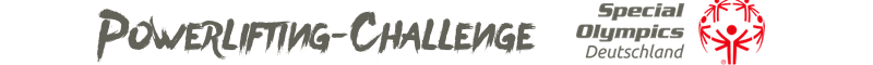 Powerlifting Challenge Logo